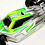 Thumbnail: TEKNO EB48 2.0 - LFR A2.1 TACTIC BODY (CLEAR) WITH FRONT SCOOP