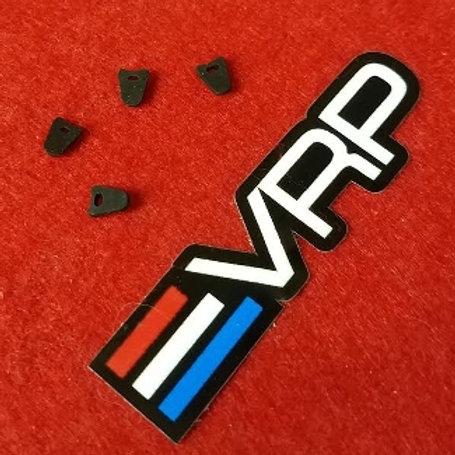 VRP 'Standard Valve' (4) pack for 'XV3'