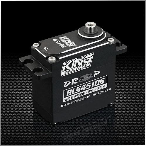 KingMax BLS4510S - 45kg 0.10s IPX8 Grade Waterproof digital servo