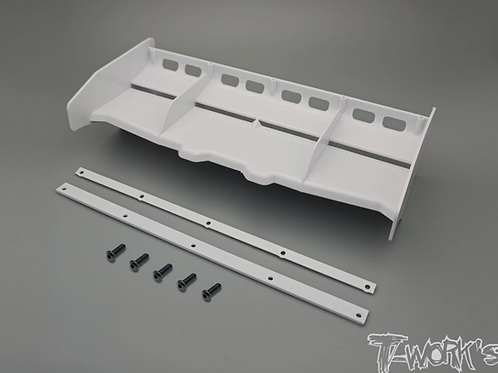 TO-308 1/8 Airflow Buggy Wing WHITE