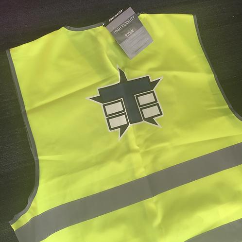 Hi-Vis vest with Tekno logo L/XL