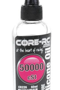 CR226 - CORE R/C Silicone Oil - 50000 cSt - 60ml