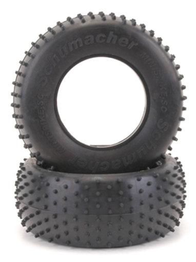 Short Course Tyre - Mini Spike - Blue