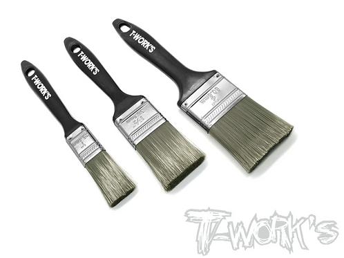 Soft Brittle Brush Set TT-077