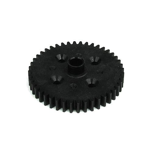 TKR5237K – Spur Gear (44t, black, composite)