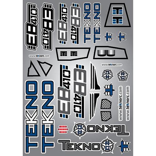 TKR6647 - EB410 Decal Sheet