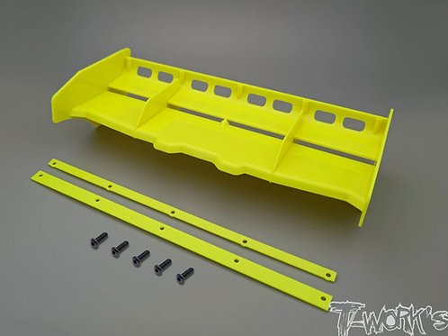 TO-308 1/8 Airflow Buggy Wing YELLOW