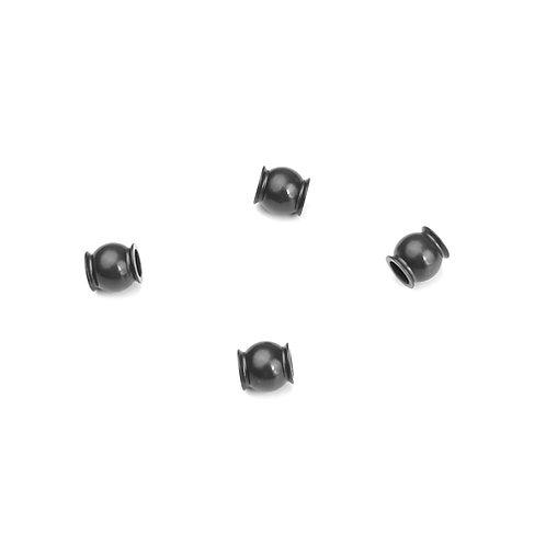 TKR6548 - Pivot Balls (5.5mm, flanged, 4pcs)