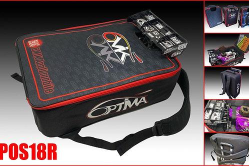 6Mik 1/8th Car Bag - Red