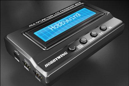 Hobbywing - XERUN-EZRUN-Multifunction LCD Program Box