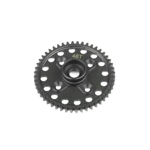 TKR9415 – Spur Gear (48t, steel, CNC, lightened, NB/NT 2.0)