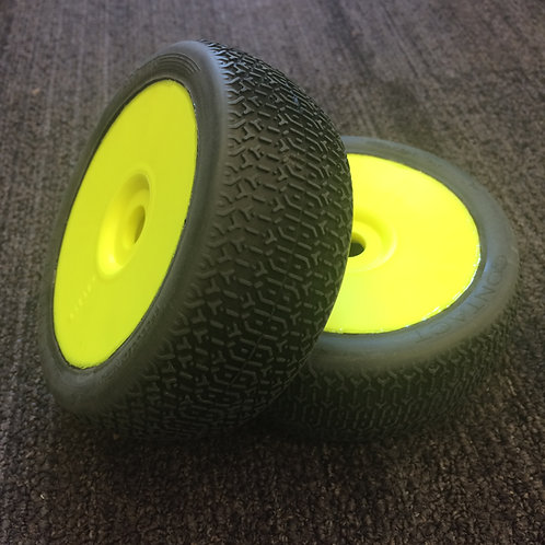 GRP - CONTACT - ExtraSoft - Closed Cell Insert - Closed Yellow Wheel (Pai