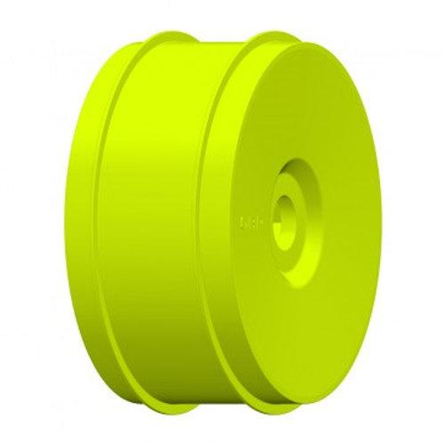 GRP WHEEL - X Yellow - New Closed Design x 4