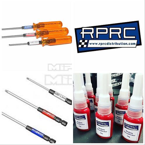 MIP Hex Driver / Speed tip bundle - free RPRC Thread 👍🏼 MIP 9502 MIP 9512