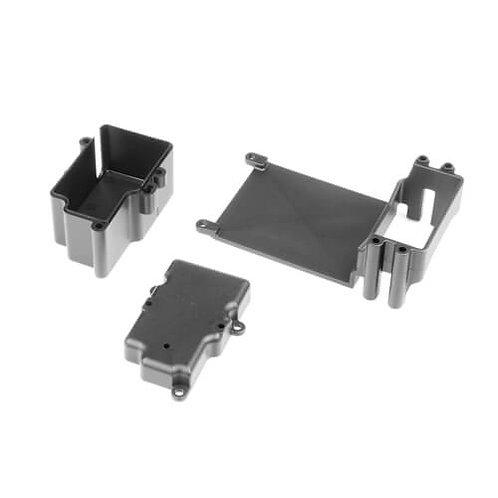 TKR9065 – Servo Mount, ESC tray, RX Box (EB/ET48 2.0)
