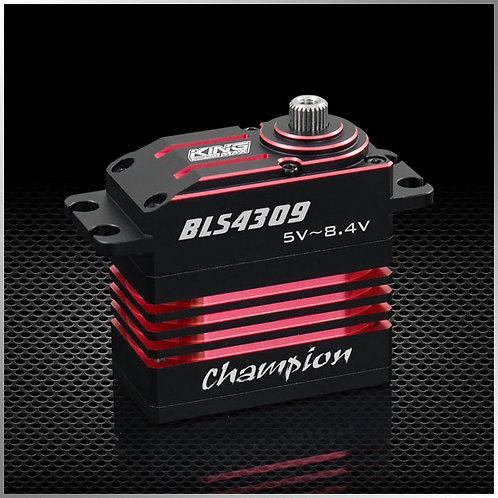 KingMax BLS4309 43kg 0.09 Waterproof digital servo