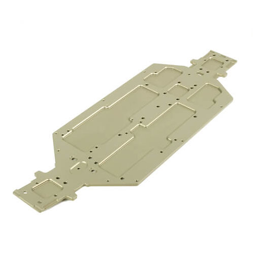TKR9002 – Chassis (7075, hard anodized, EB48 2.0)