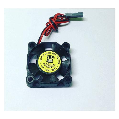Ministry Super Ultra High RPM Motor Cooling Fan 25mmx25mmx10mm