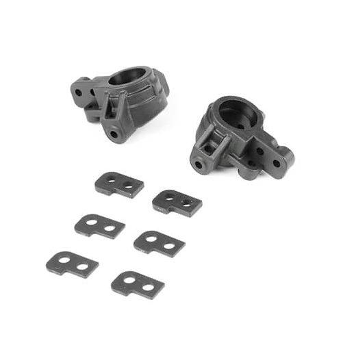 TKR6553X – Adjustable Ackermann Spindles (L/R, EB/ET410)