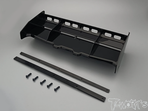 TO-308 1/8 Airflow Buggy Wing BLACK