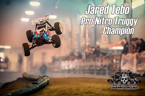 NT48 2.0 1/8th Competition  Nitro Truggy