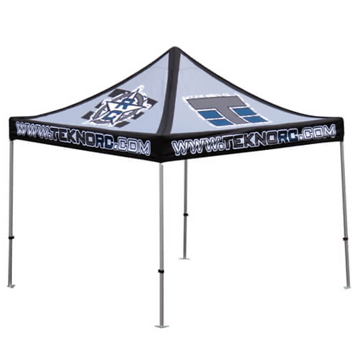 Tekno RC Canopy (10 x 10, hexagonal frame, printed)