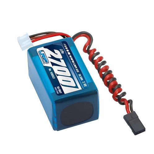 2700 RX-PACK 2/3A HUMP - 7.4V
