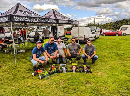 It's a wrap - BRCA Truggy and eBuggy Nationals