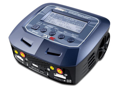 Sky RC SK-100131 - D100 v2 AC/DC Dual Balance Charger
