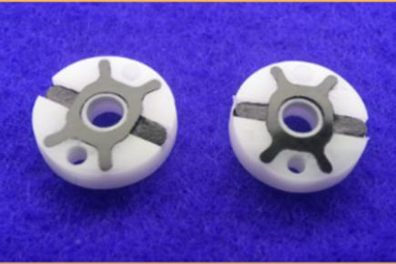 VRP 'X' Pistons 2 Hole 1.6mm 'EU Version' AE V1 (Schuee, Yoke, AE - E-Clip)