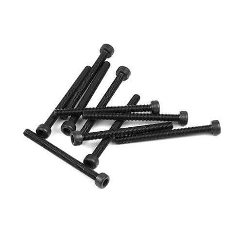 TKR1532 – M3x35mm Cap Head Screws (black, 10pcs)