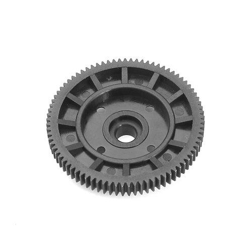 TKR6522 - Spur Gear (81t, 48pitch, composite, black, EB410)