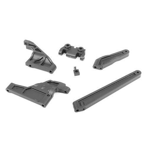 TKR9062 – Chassis Brace Set (front/rear/center, EB/ET48 2.0)