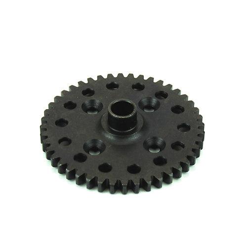 TKR5115 – Spur Gear 44T, hardened steel, light
