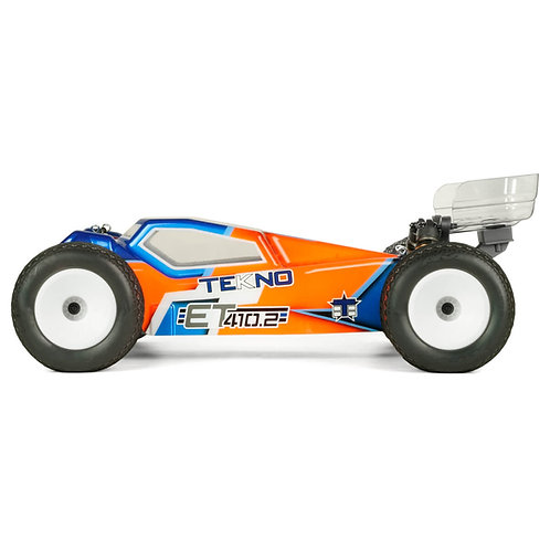TEKNO RC - TKR7202 – ET410.2 1/10th 4WD Competition Electric Truggy Kit