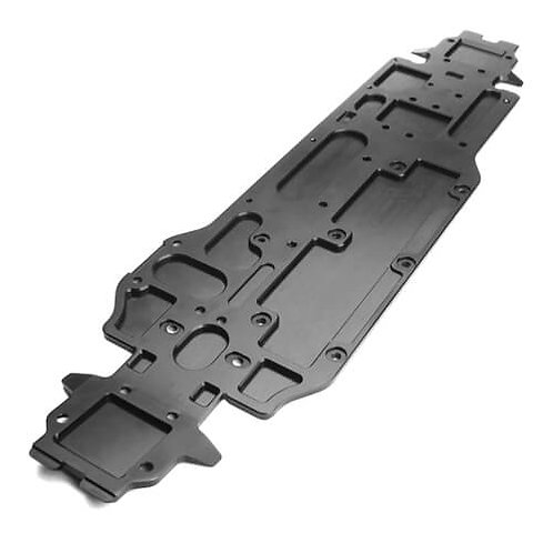 TKR5288 – Chassis (black anodized, lightened, MT/SCT/SL)