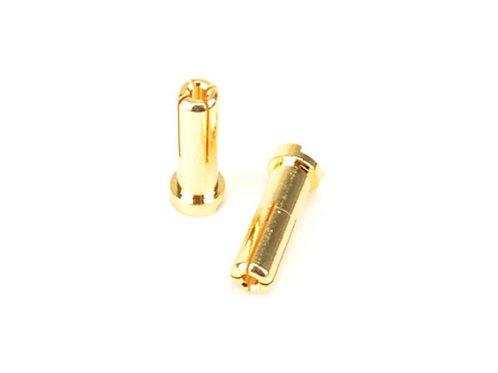 5MM CONNECTOR FLAT TYPE - 2PCS