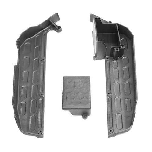 TKR9324 – Mud Guard and Battery Box Set (L/R, NB/NT48 2.0)