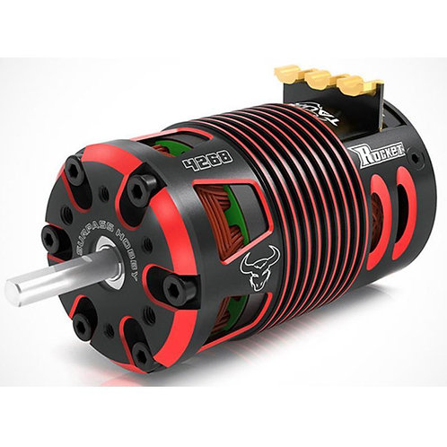 SURPASS TAURUS 4268 2000 KV 1/8TH OFF / ON ROAD 68MM BRUSHLESS MOTOR
