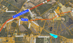 Mckoy Salmon Tract - Highlighted GIS 2
