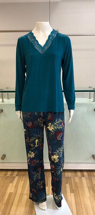 Pijama Calça Estampada - W21404