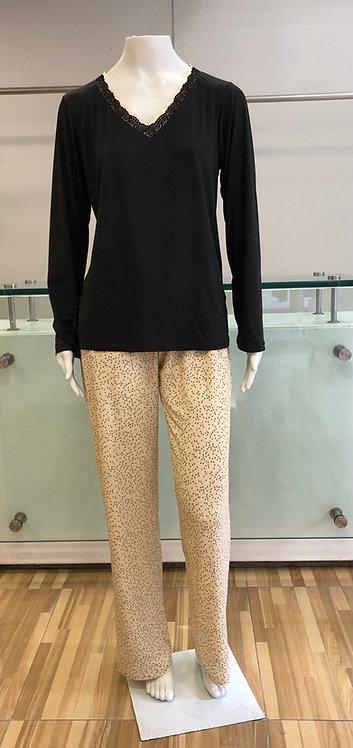 Pijama Calça Pingos - W21406