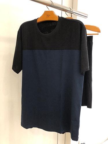 Pijama Curto Recorte - W21410