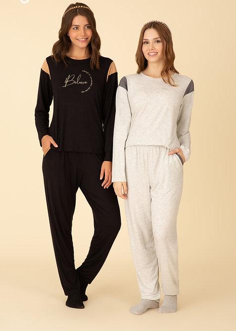 Pijama Viscolycra - 40184