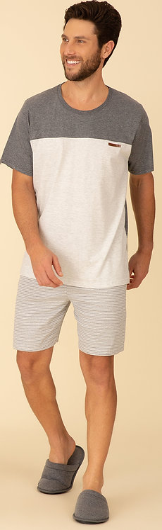 Pijama Curto - 60088