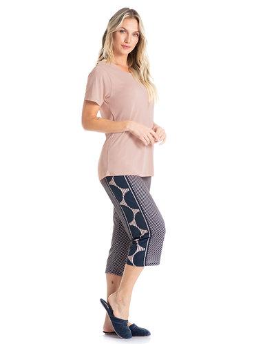 Pijama Capri - 7694B