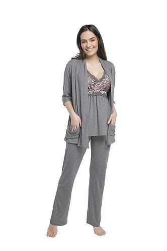 Pijama 3 Peças - 146280