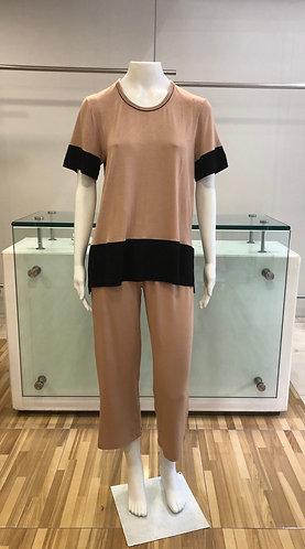 Pijama Pescador Barrado - W21415