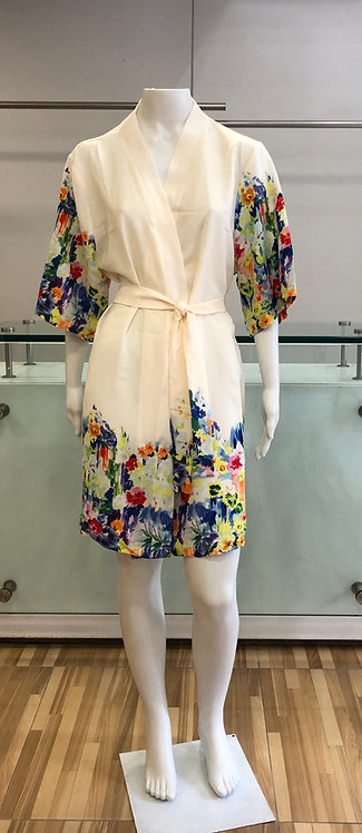 Robe Curto Aquarela - W21301