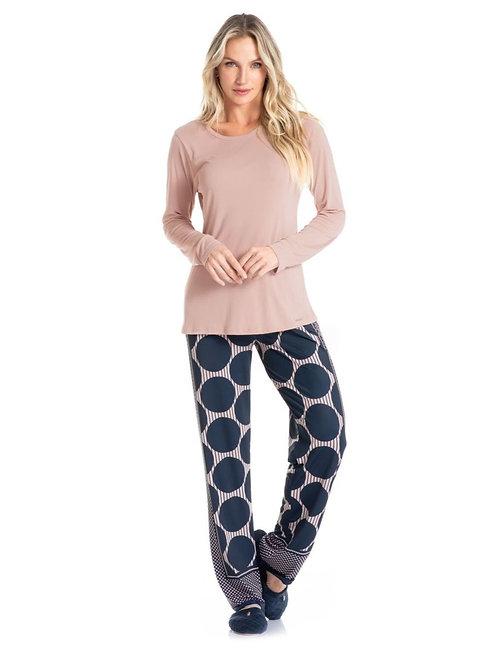 Pijama Viscolycra - 7688B